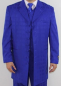 7 Button Zoot Suit