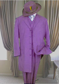 Classic Long Lavender Fashion Zoot Suit $120