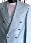 Blue  Jacket /