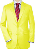 Yellow Quality Total Comfort Suit Separate Any Size Jacket & Any Size Pants $189