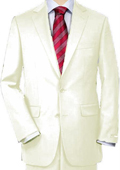 Ivory Quality Total Comfort Suit Separate Any Size Jacket & Any Size Pants $189