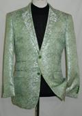 Green Blazer