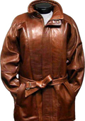 Classic 3/4-Length Coat with