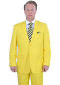 Bright Stage Party 2 Piece affordable suit online sale - Yellow $595
