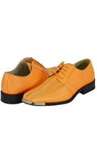 Peach Mens Dress Shoes $125