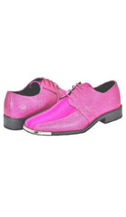 fuchsia ~ hot Pink Mens Dress Shoes $125
