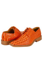 All New Orange Mens Dress Shoes $125