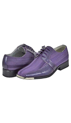 New Purple Mens Dress