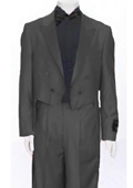 Grey Tail Peak Lapel