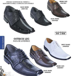 Ostrich Men�s Shoes