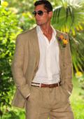 100% Linen Suit in
