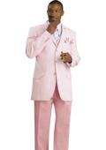 3 Button Seersucker Suit