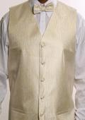 Fly front tuxedo shirt