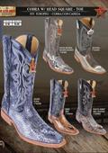 Cobra cowboy boots