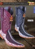 Los Altos 6X Toe Genuine Stingray Men's Western Cowboy Boots $298