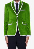 Lime green blazer