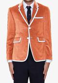 Classic Velvet Blazer $595