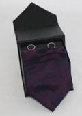 3-piece Dark Purple Matching