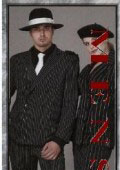 Classic Gangster Suit