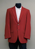 Red Sport Coat