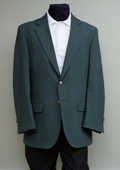 2 Button Blazer Forest