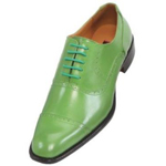 Apple Green Oxford Dress