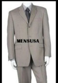 Luxeriouse High End UMO Collezion 3 Buttons Side Vent Super 140's Wool 3 Buttons $295
