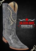 Cowhide Mens Western Cowboy