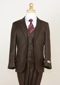 Boys suit vests