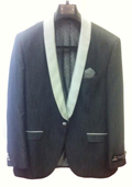 One Button Slim Fit