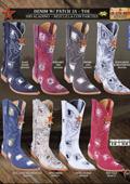 J toe cowboy boots