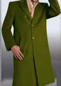 "Green Overcoat 45"" Single"
