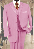 3PC Pink Tuxedo 3