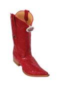 Altos Red Ostrich Cowboy