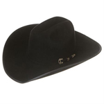 Latigo Cowboy Hats Black
