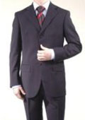 Super 140'S Wool Men's Suits