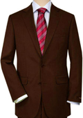 Brown Quality Total Comfort Suit Separate Any Size Jacket & Any Size Pants $189
