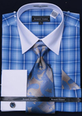 Cuff Dress Shirt Tie