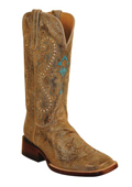 Womens Cowhide S-Toe Boot