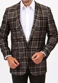 2 Button Sportcoat Velvet