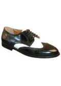 SKU KEA960 65700 Classic Black  White Shoes Sold With Our Zoot Suits Only AS a Package 99