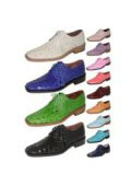 SKU EGO790 15773 leather Exotic Matching Shoes Sold With Zoot Suits Only AS a Package 99