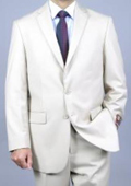 Bone 2-Button Suit $139