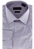 Modern-fit Dress Shirt Grey