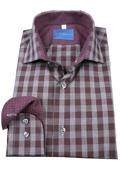 Two tone dress shirts