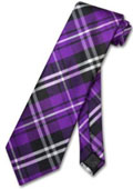 Black White Glen Plaid