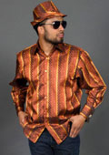 Fancy Woven Shirt French