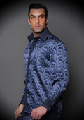 Fancy Woven Shirt With