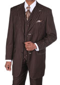 Fashionable Light Blue ~ Sky Blue Men's Zoot Suit $199