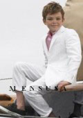 High Quality Boys Snow White 3 Buttons Worsted Light Weight Dress Formal Suit $79